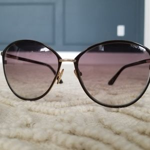 1ee7237b7a3 Tom Ford Accessories - Tom Ford Penelope Cat Eye Sunglasses